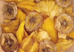 mélange fruits tropicaux